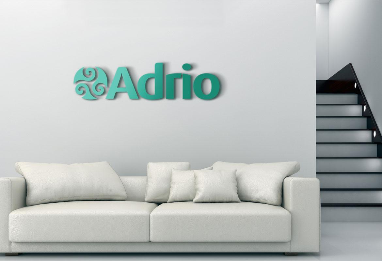 Изработка на лого за Adrio Consulting