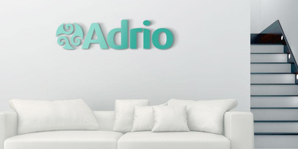 Редизайн на уеб сайт, брандинг и рекламни материали за Adrio Consulting