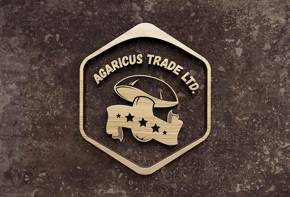 Лого дизайн - Агарикус Трейд
