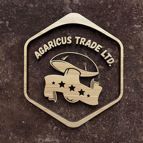 Лого дизайн за Агарикус Трейд