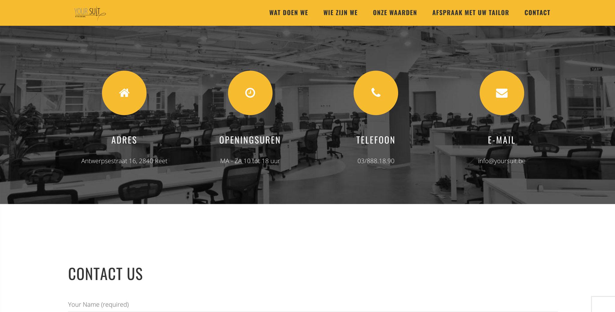 Уеб сайт дизайн за Kimaro