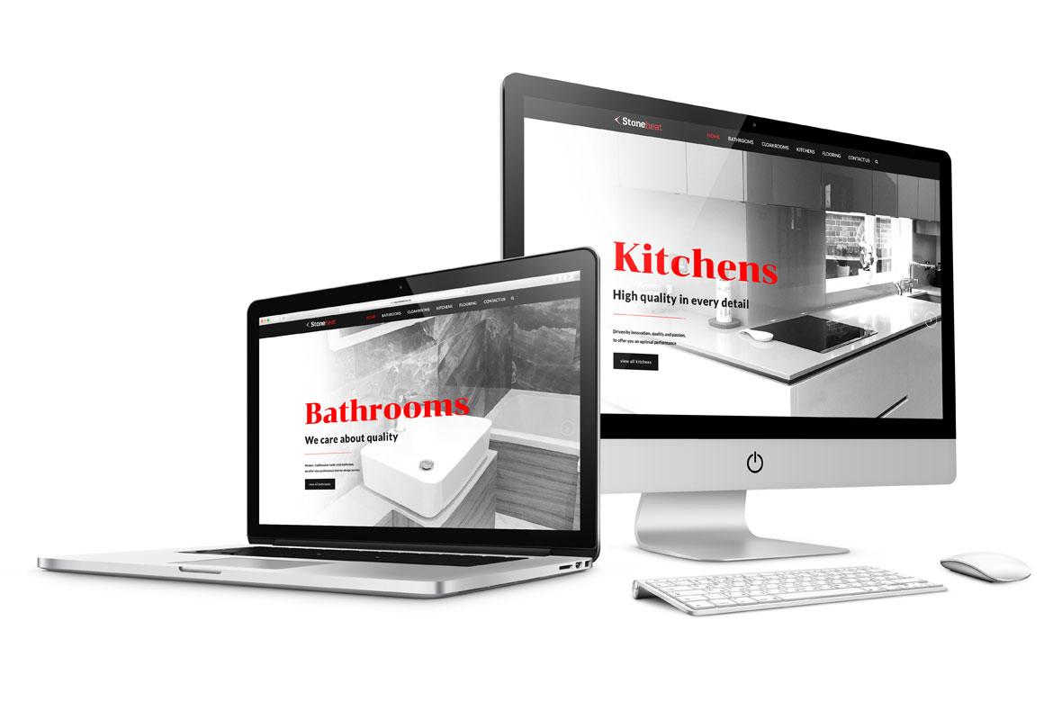 Уеб разработване за Stoneheat