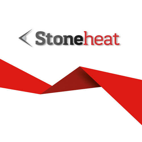 Лого дизайн за Stoneheat UK